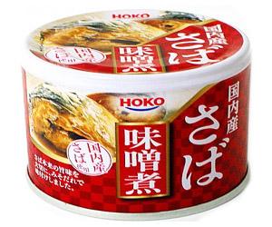 HOKO さば缶 味噌煮