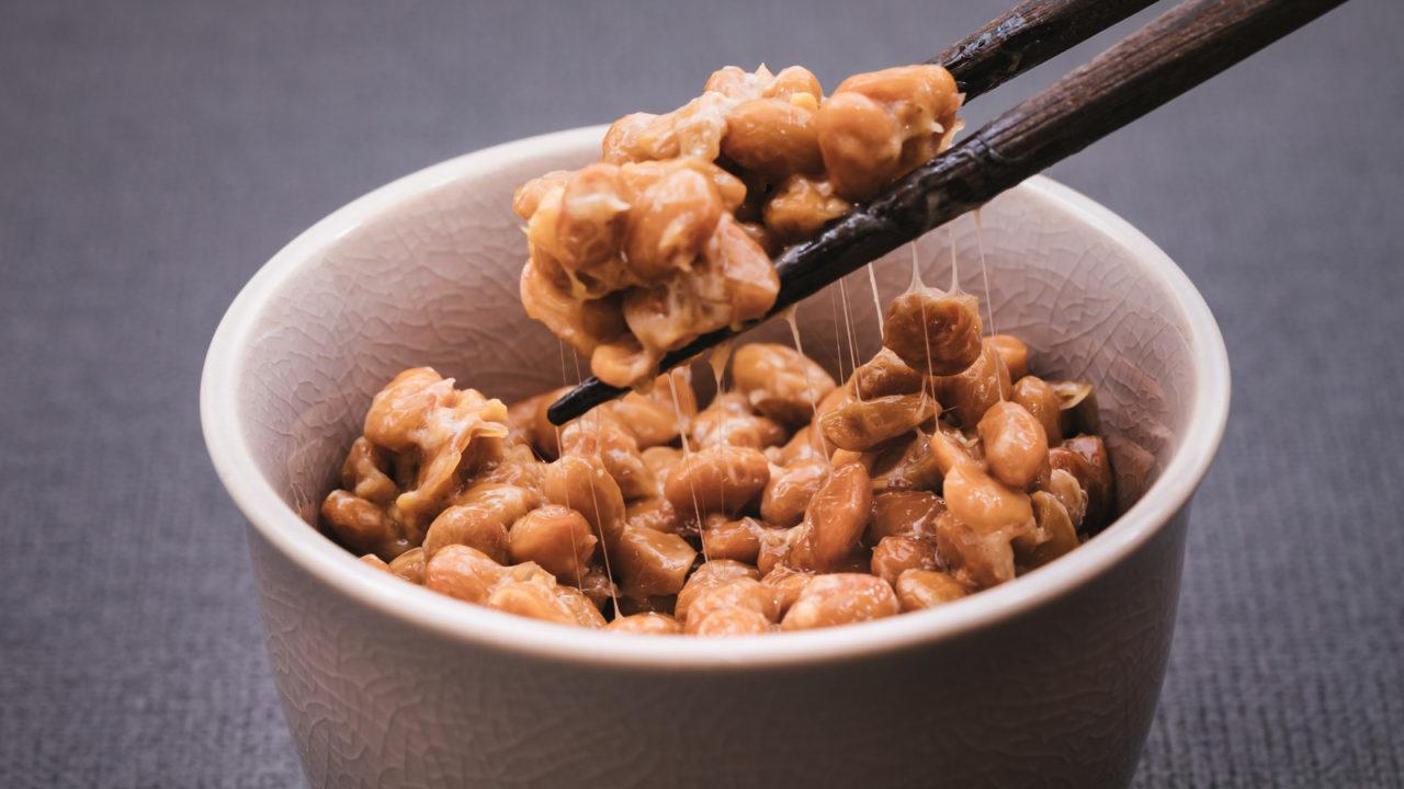 風に聞く食べ物って何?納豆